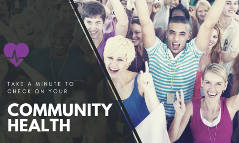 An Apple a Day Keeps a Stagnant Community at Bay: Checking the Health of Your Community