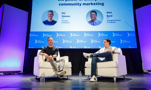 The Power of Enterprise Community Marketing | Jay Simons and Alex Bard